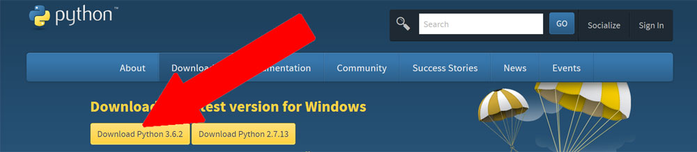 How to install Python 3 for Windows